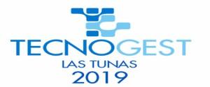 """Logo del Evento Internacional de Ciencia e Innovación Tecnológica """"Tecnogest 2019"""""""
