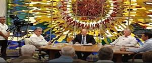 Presidente de los Consejos de Estado y de Ministros Miguel Díaz-Canel Bermúdez y ministros del Gobierno