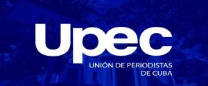 Logo de la Unión de Periodistas de Cuba (UPEC)