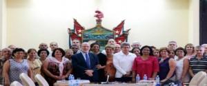 Recibe UH certificado como primer centro de su tipo acreditado por la Unión de Universidades de América Latina y el Caribe