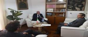 Inicia visita a Italia viceministro cubano del CITMA
