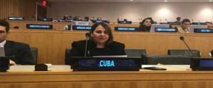Muestra Cuba en la ONU avances en cumplimiento de objetivos del desarrollo sostenible