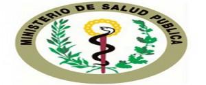Logo del Ministerio de  Salud Pública
