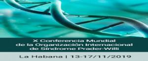 Cartel alegórico a la  10.ª Conferencia Mundial de la Organización Internacional de Síndrome Prader-Willi