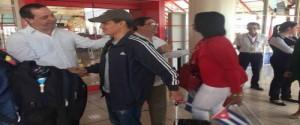Regresa a Cuba último grupo de cooperantes de la salud en Bolivia