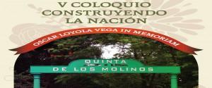 V Coloquio Construyendo la Nación