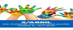 Cartel alegórico al Día Mundial de Concienciación sobre el Autismo