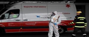 950 fallecidos en España por el coronavirus en un solo día