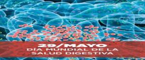 29 de mayo - Día Mundial de la Salud Digestiva 2020