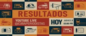 Cubadebate y la Mesa Redonda obtienen 5 premios y 8 menciones en Concurso 26 de Julio