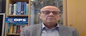 Marcos Espinal, director del Departamento de Enfermedades Infecciosas de la Organización Panamericana de la Salud (OPS)