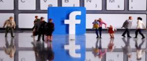 Facebook también eliminó unos 22.5 millones de mensajes con expresiones de odio en la red social. | Foto: Reuters