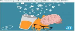 Cartel alegórico al concurso de divulgacion científica