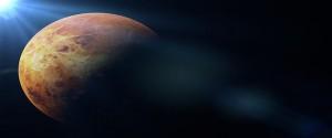 La superficie del segundo planeta del sistema solar está a 864º F (462º C), ¡tan caliente como para derretir plomo! Foto: dottedhippo/iStock.