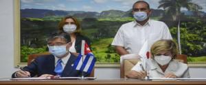 Donó Japón a Cuba equipos de alta tecnología para servicios de urgencia