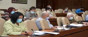Cuba continúa poniendo todo su empeño en seguir salvando vidas y controlar la transmisión de la COVID-19. Foto: Estudios Revolución.