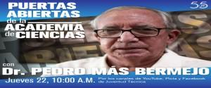 Dr. Pedro Más Bermejo