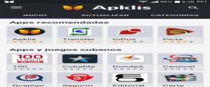 Apklis, sitio para la consulta y descarga de aplicaciones en Cuba