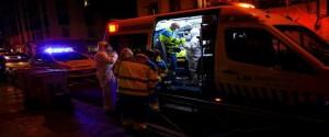 Madrid durante la pandemia de COVID-19. Foto: Juan Medina / Reuters.