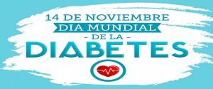 Cartel alegórico al Día Mundial de la Diabetes