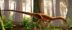 """""""Erythrovenator jacuiensis"""", significa 'cazador rojo del rio Juacui./ Foto Twitter en Crónica"""