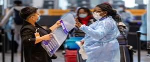 """Científicos descubren un """"híbrido fuertemente mutado"""" de dos variantes del nuevo coronavirus"""