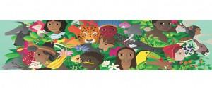 Cartel alegórico al Día Mundial de Vida Silvestre