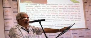 Científico Gustavo Sierra