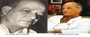 Gustavo Kourí Flores y su padre Pedro Kourí Esmeja
