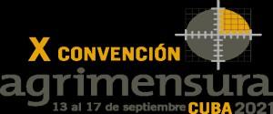 Cartel alegórico a la X Convención Internacional de Agrimensura 2021