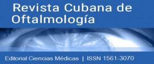 Portada de la Revista Cubana de Oftalmología
