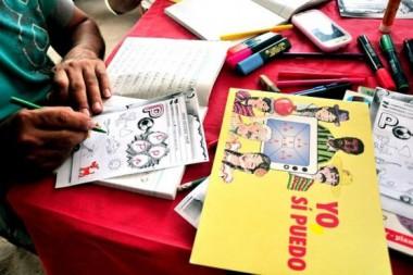 Método cubano Yo sí puedo como plataforma de alfabetización digital
