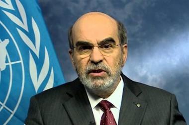 José Graziano da Silva, director general de la Organización de las Naciones Unidas para la Agricultura y la Alimentación (FAO)