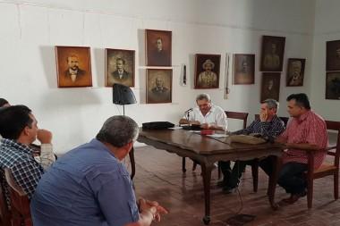 Presentación del libro sobre Calixto García