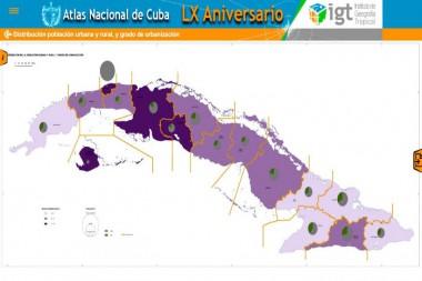 Atlas Nacional de Cuba