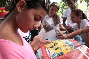 Campaña de prevención de las enfermedades de transmisión sexual en Cuba