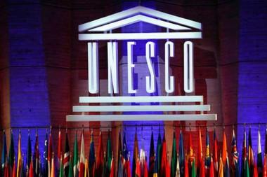 Imagen alegórica a la UNESCO