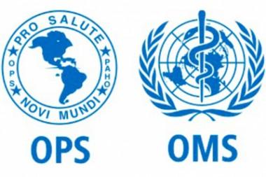 Logos de la Organización Panamericana de la Salud/Organización Mundial de la Salud (OPS/OMS)