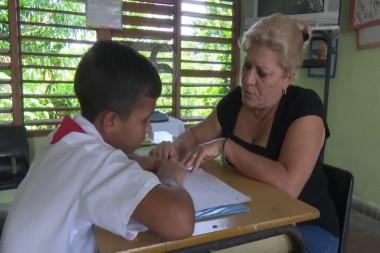 Bloqueo de Estados Unidos contra Cuba impacta en la enseñanza especial