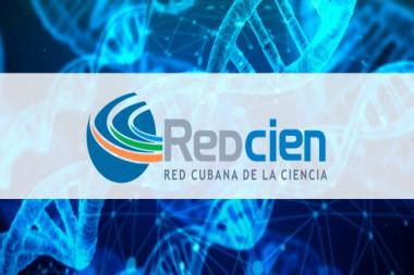 Logo de la Red Cubana de la Ciencia