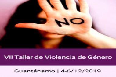 VII Taller de Violencia de Género
