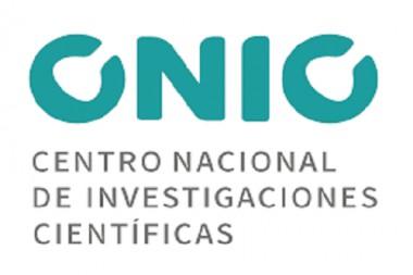 Cartel alegórico al Centro Nacional de Investigaciones Científicas