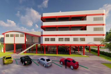 Proyecto de Parque Científico Tecnológico de la Universidad de Holguín