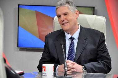 Alejandro Gil Fernández,  ministro de Economía y Planificación