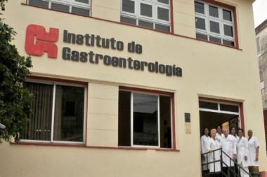 Instituto de Gastroenterología en La Habana