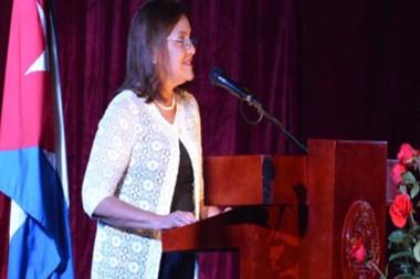 Elba Rosa Pérez Montoya, Ministra de Ciencia, Tecnología y Medio Ambiente