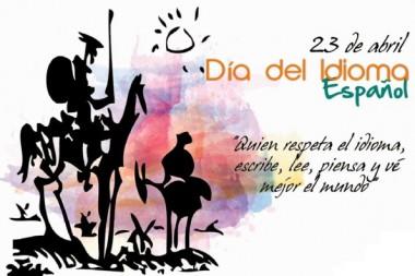 Día Mundial del Idioma Español.