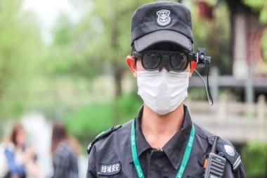 Gafas para detectar la COVID-19