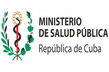Logo del Ministerio de Salud Pública de Cuba