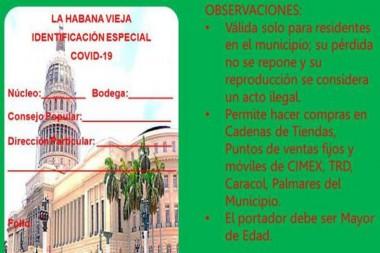 Habana Vieja con medidas de refuerzo para combatir la Covid-19 desde este miércoles